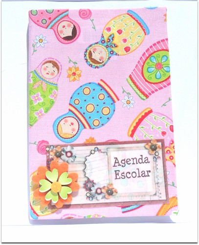Agenda Escolar 2011/12 by Fuxiquices-da-isa