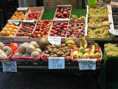 Fruits, Aix-en-Provence, France