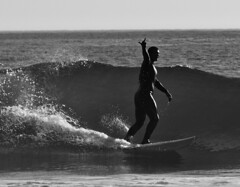 6070.2 Surfer finger CROP B&W (eyepiphany) Tags: white oregon giving source oregonbeaches summerlife waveblack oregontourism manzanitta surfersurfer smuglerscove bestplacestosurf bestplacestosurfinoregon oregonbeachtowns manzanittaoregon surferwithatude surferwithanattitude resenmentfinger fingerobscene photographysurfsurfingoregon surfingtapping