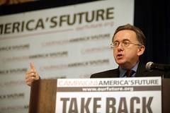 Campaign for America Future Co-Director Roger Hickey