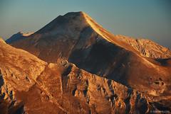 Kutelo peak , 2908m , Pirin mountain (.:: Maya ::.) Tags: mountain nature sunrise rocks peak ridge marbel  pirin   vihren    todorka    kutelo mayaeye mayakarkalicheva     djamdjiev wwwmayaeyecom