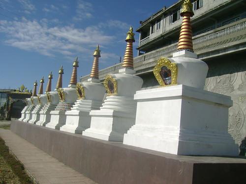 Stupa @ Chitrey
