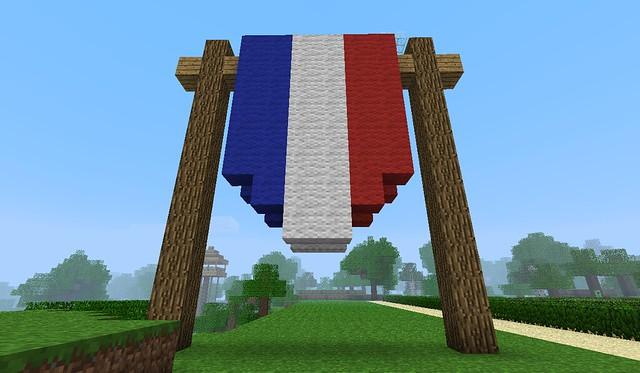 Une terre française