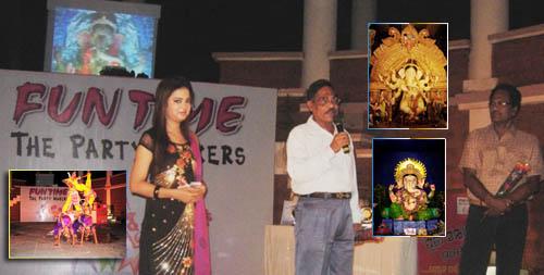 FUNTIME PUJA SAMMAN AWARDS – Ganesha Puja