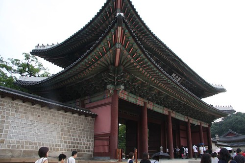 昌徳宮敦化門 / Changdeokgung