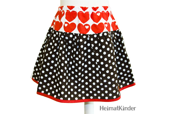 HeimatKinder Rock // Skirt