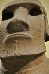 Hoa Hakananai'a Easter Island Statue at The British Museum London England (mbell1975) Tags: england sculpture london art statue museum easter island europe gallery museu eu muse musee m gb british museo muzeum hoa antiquities the mze hakananaia museumuseum