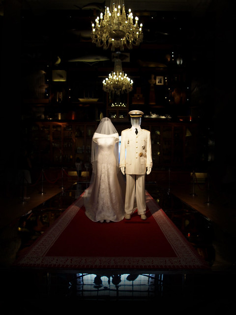 Monaco wedding dress front 2