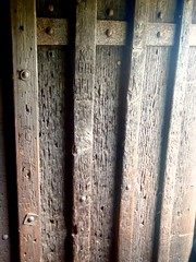 DOOR - BIDSTON WINDMILL  - WIRRAL - C18TH CENTURY (PARK@ARTWORKS) Tags: buildings doors decay birkenhead wirral historicbuildings urbanfragments industrialarchaeology industrialarchitecture bidstonwindmill