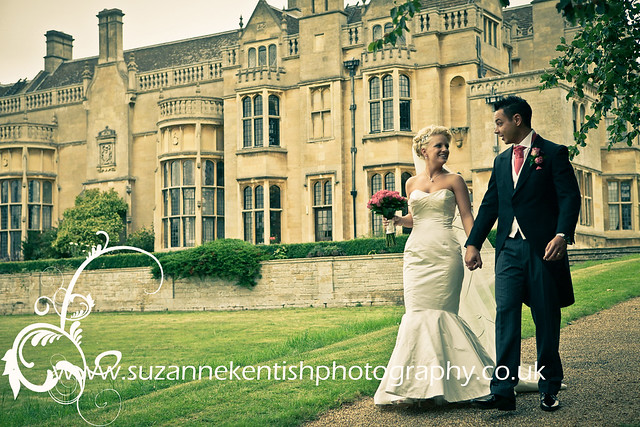 Wedding at Rushton Hall