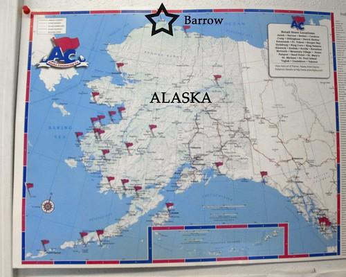 Barrow Alaska Map Related Keywords Amp Suggestions  Barrow