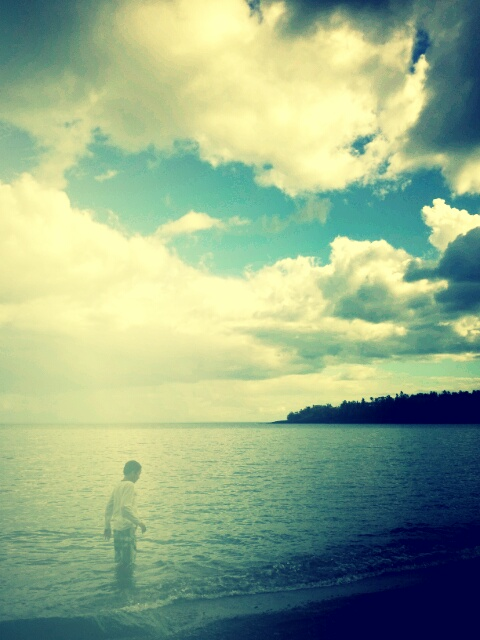 Zack and Lake Superior
