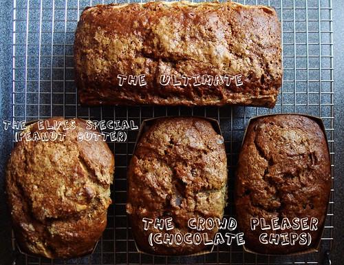 Banana Bread Family