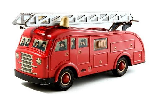 Arnold DAF pompieri
