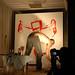 Borderline Biennale 2011 - Les Cavaliers de l'Apocalypse, Goin & Lukas Zpira acting performance DDC_7635