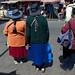 Le varietà cromatiche dei vestiti (Salvador de Jujuy)