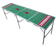 Arkansas Tailgating, Camping & Pong Table