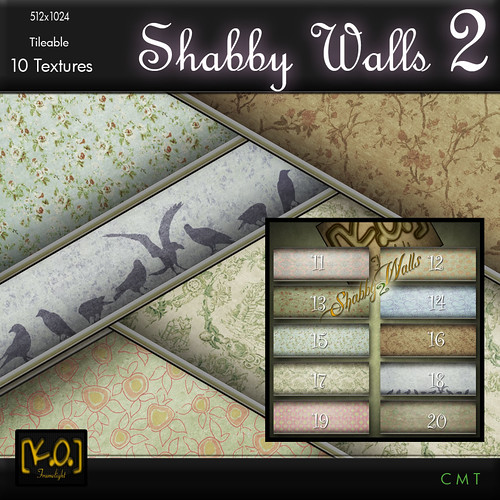 [K.O.] - Shabby Walls 2 by Khan Omizu