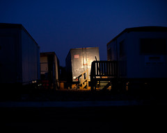 (Tom LeGro) Tags: night canon eos construction mark maryland ii 5d mm 50 hyattsville