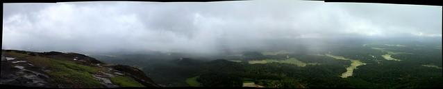 Kundadri Peak Panorama