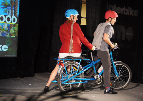 Interbike Fashion Show, Yuba Longtail