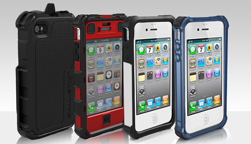 Ballistic iPhone Cases