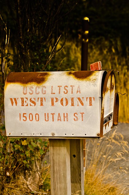 USCG West Point - You've Got Mail