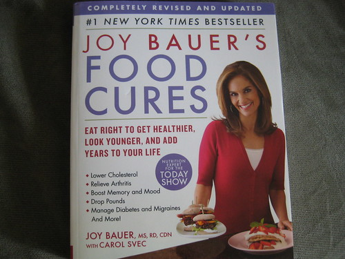 Joy Bauer's Food Cures