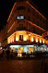 Quartier Latin (nokoanna) Tags: summer paris france night hotel cafe albe brassrie