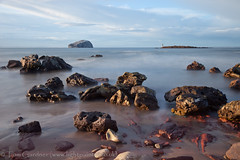 "Bass Rock from Seacliff, East Lothian, Scotland • <a style=""font-size:0.8em;"" href=""http://www.flickr.com/photos/94011177@N00/6159231897/"" target=""_blank"">View on Flickr</a>"
