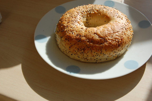 bagel goodness
