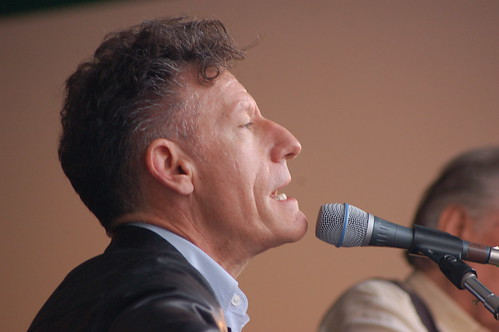 Lyle Lovett by raise my voice