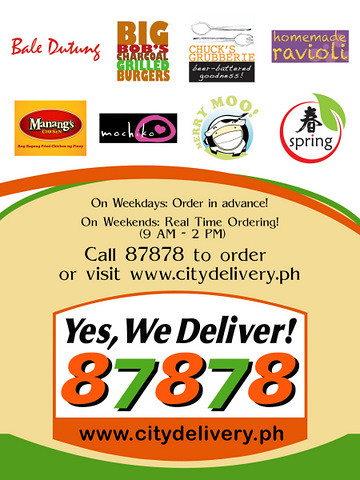 Mercato Centrale at the Comfort of your Homes with City Delivery
