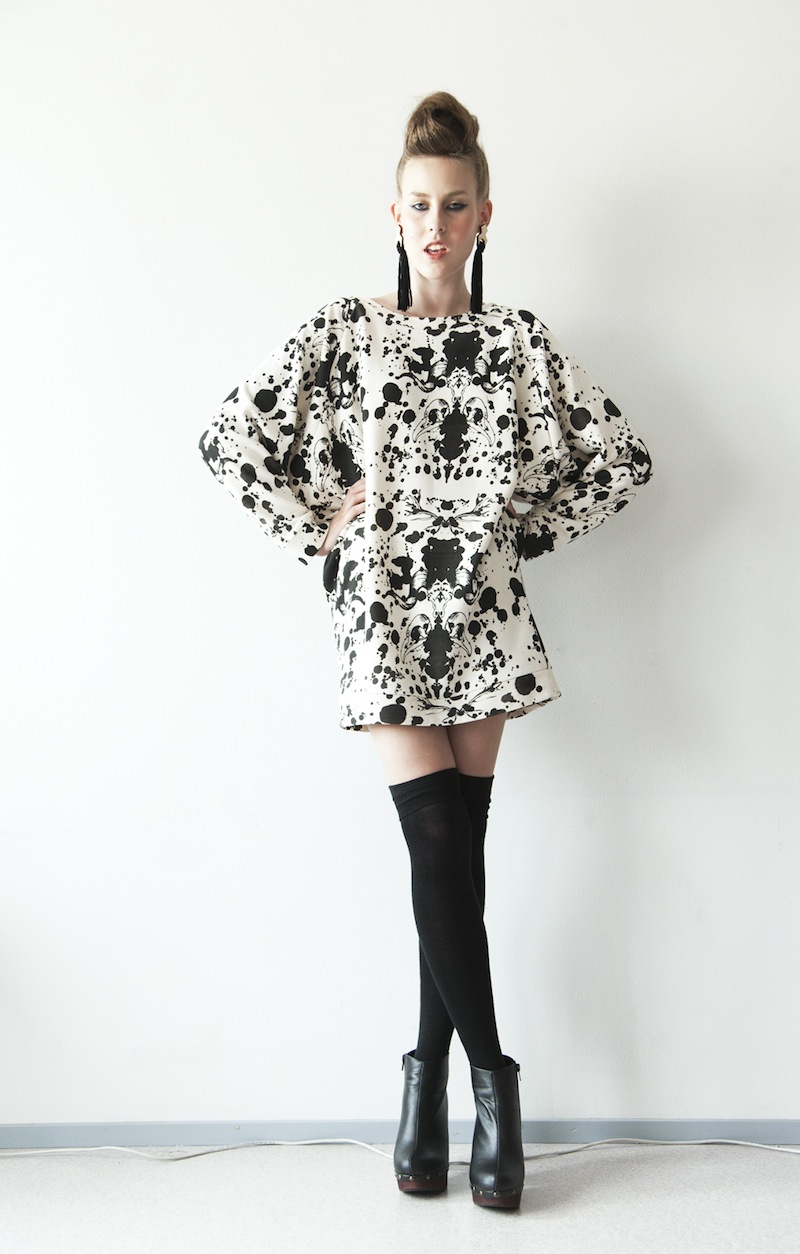 Poola Kataryna Fall 2011 nightmare tunic