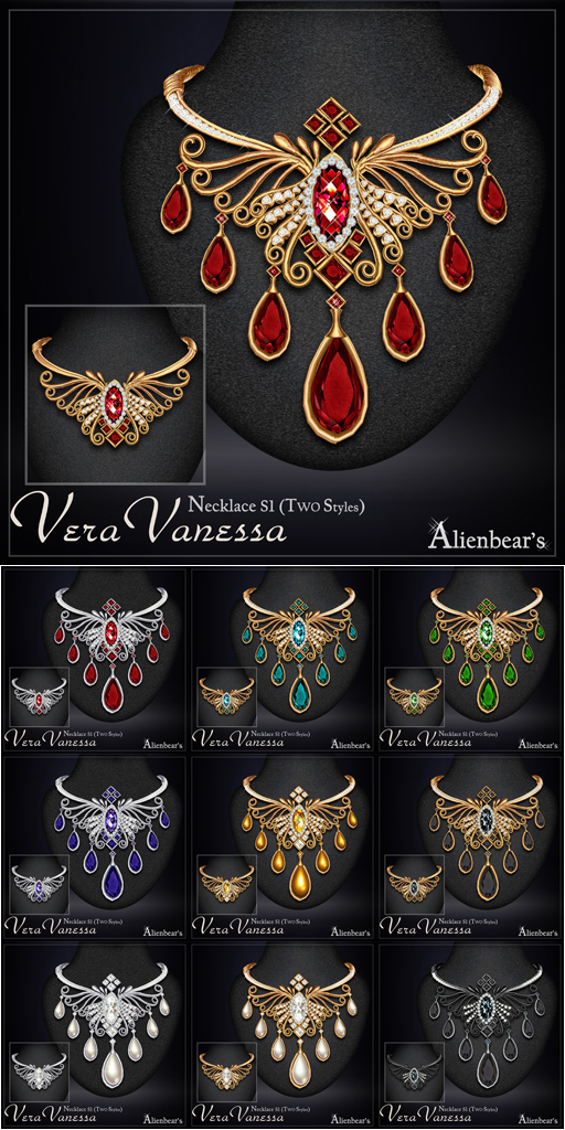 Vera Vanessa Necklace S1 all