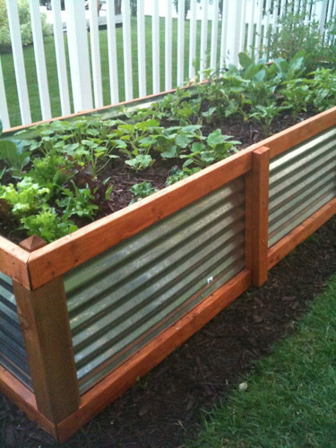 alamode Stuff Raised bed gardens both beautiful and practical