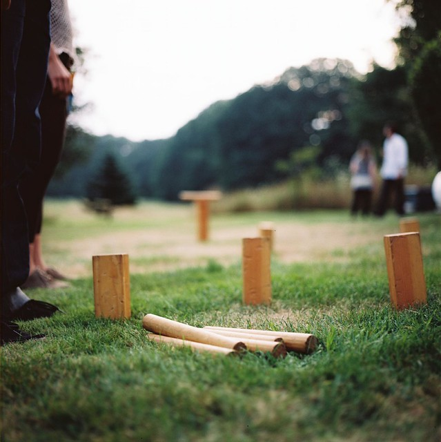 Kubb is for friends.