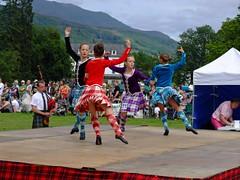 Highland Dancing (nz_willowherb) Tags: summer see scotland kilt tour dancing perthshire visit tourist highland bagpipes visitor highlandgames killin 2011 to go visitkillin seekillin gotokillin