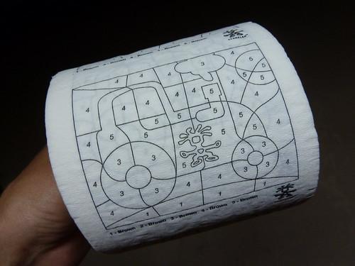 Crumpler Toilet Paper