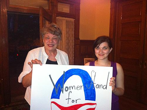 Rhonda, Emily @ W2W Chattanooga