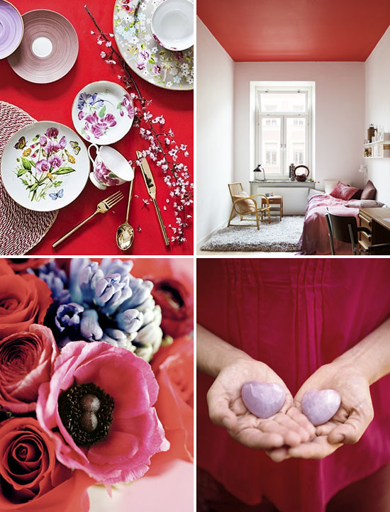 Red inspiration