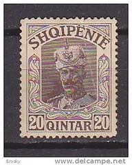 """Shqipni"". Princi von WIED, 1914. Le prince de WIED, Albanie, 1914. (Only Tradition) Tags: al albania filatelia albanien shqiperi shqiperia albanija albanie shqip shqipri shqipria filateli shqipe arnavutluk philatlie albani   gjuha          albnija"