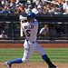 David Wright drives one down the left field line