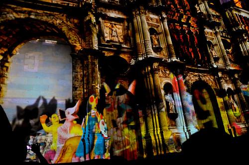 Espectáculo Multimedia Catedral Oaxaca (26)