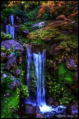 Waterfalls of Hakone