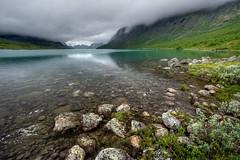 jezioro Gjende (Mariusz Petelicki) Tags: norway norge scandinavia jotunheimen gjendesheim gjende norwegia skandynawia