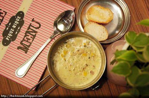 Pique Nique - Crabmeat Chowder