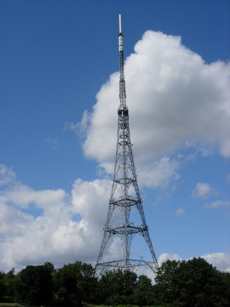 UK - London - Crystal Palace - TV Transmitter