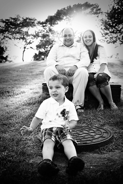 Melissa & Mark's Onset, MA E-Session