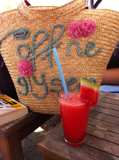 sailors otel, alaçatı, rowenta beauty weekend, yael morel çanta, life in mono